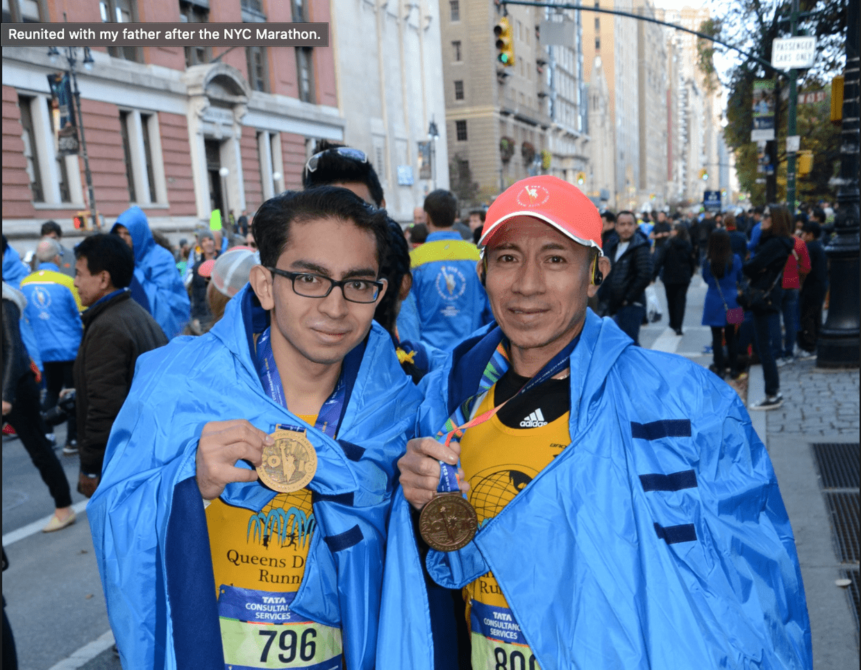 2016 NYC Marathon: Still trying to find myself cover image